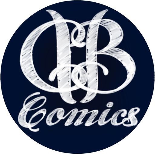 Dark Blue Comics